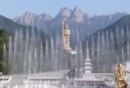 探访圣地—九华山大愿文化园