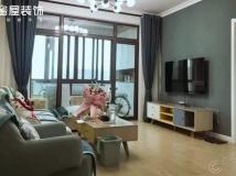 """合肥最美家"""":坐标滨湖新区华冶新天地,89㎡现代简约小两居!一个简单纯粹的家!"""