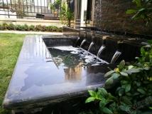 禹洲广场庭院花园