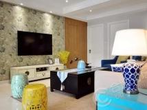 150平新中式混搭,禅意优雅的休闲空间
