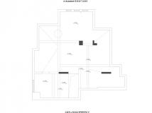 【华迪装饰】西山林语138平米复式简约混搭户型解析+效果