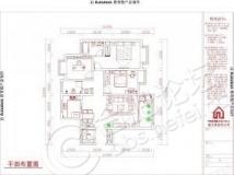 【实景工地】《蓝鼎海棠湾》118平美式风格实景工地
